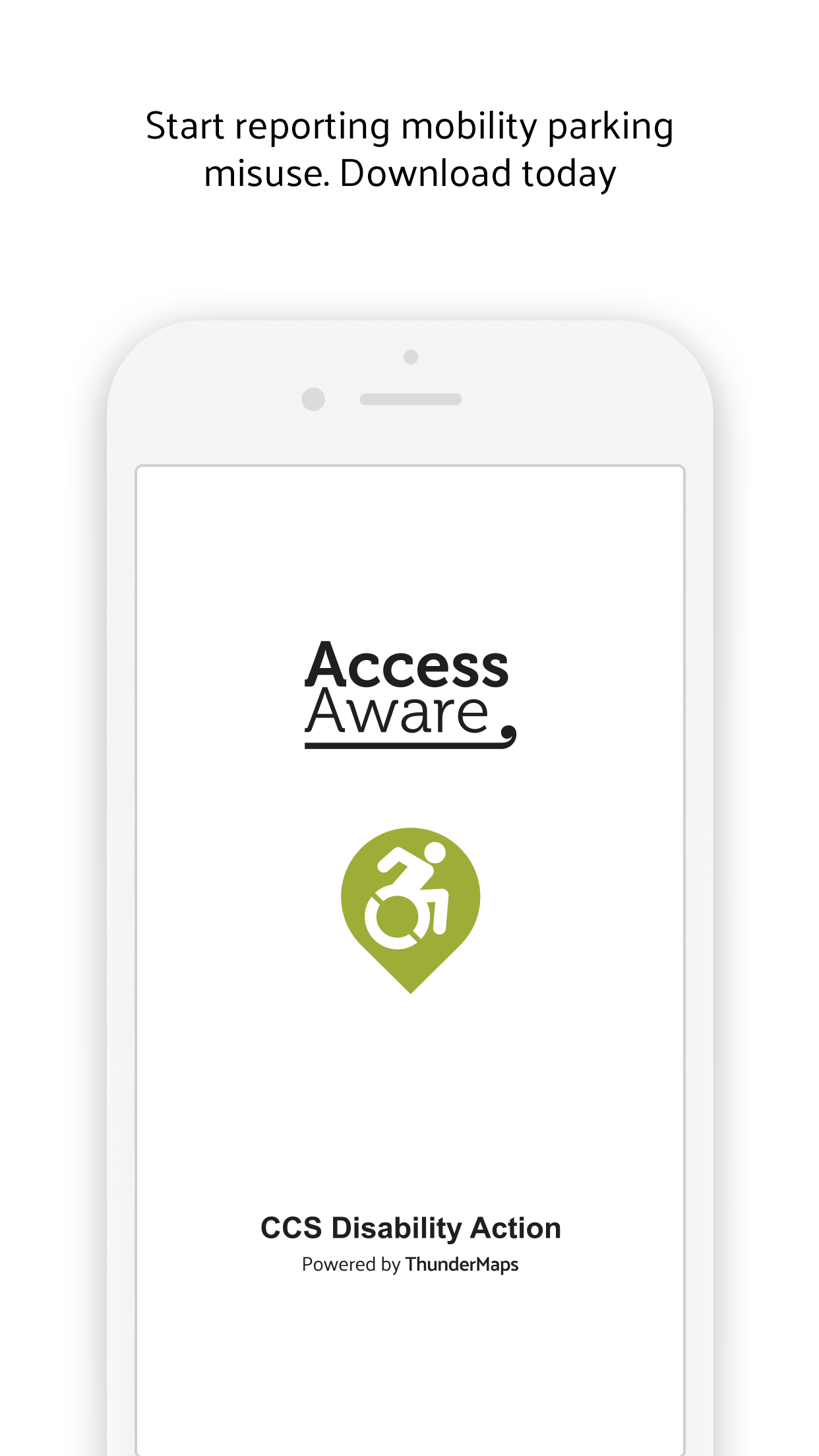 The FREE Access Aware app is now live